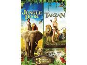 Jungle Book & Tarzan [DVD] 9SIAA765819202
