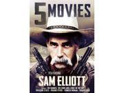 5 Western Movies [DVD]