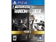Tom Clancy s Rainbow Six Siege Year 2 Gold Edition Includes Extra Content Year 2 Pass Subscription PlayStation 4