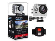 Akaso EK7000SL Silver 2 4K WIFI Sports Action Camera Ultra HD Waterproof DV Camcorder