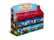 DELTA CHILDREN PRODUCTS CORP. DELUXE BOOK & TOY ORGANIZER 9B-027-0133-00010