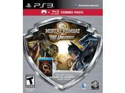 Eidos Mortal Kombat Vs Dc Game/mortal Kombat Movie Bluray Combo Pk 9SIA0ZX5R00749
