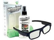Xpand X104LX1BUNDLE Youniversal 3d Glasses; Large Blue ;screen Cleaner 3.5oz 9SIA0ZX5PZ6683