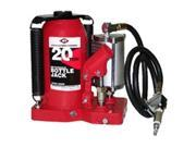 Intermarket 5620SD 20 Ton Air/hydraulic Super Duty Bottle Jack 9SIA0ZX5PZ3926