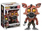 Funko Five Nights At Freddy's POP Nightmare Foxy Vinyl Figure 9SIAADG5UB9946
