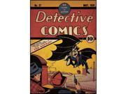 Batman First Issue Comic Book Cover Wall Accent Sticker 9SIA17P49N7519