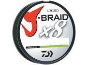Daiwa JB4U10-150FY J-braid Braided Line [150 Yards, 10 Lbs, .007