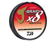 Daiwa JBGD8U30-150DG J-braid X8 Grand Braided Line [150 Yards, 30 Lbs Tested, .011