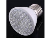 Ultra Bright 110V 1.9W E27 38 LED White Light Bulb Lamp(Ships from CA)