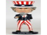 Uncle Sam Bobblehead 9SIV16A6721185