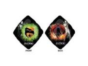 "G.I. Joe: Rise of the Cobra Diamond Shaped 29"""" Mylar Baloon"" 9SIA1055GS1992"