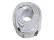 100FT Q-SEE SHIELDED VIDEOPOWER CABLE W/BNC MF CON per