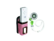 Madcatz Wii Remote Holster & Heart Rate Monitor PULSE PAK - Pink