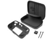 Official Gamer Essentials Kit for Wii U - Black