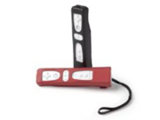 Wii Remote Case - CM4 Catalyst Cover for Wii Remote with MotionPlus - 2 Pack - Onyx/Coral Red / cwrm - 2p - Black/Red