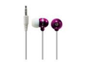 Sentry HO342 Balls In-Earbuds, Pink