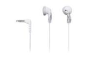 Sony Electronics, SONY MDR-E10LP/WHI Fashion Earbuds Snow White (Catalog Category: Ear Bud Headphones)