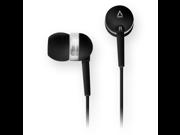 Creative EP-630 In-Ear Noise-Isolating Headphones (Black)