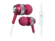 Cygnett CY0570HEATO Atomic II Earbuds for iPod, iPad and MP3 Players Pink