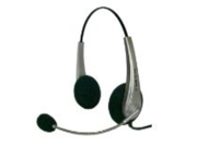 Smith Corona Aries Plus Binaural USB Headset - Call Center & Home Reps