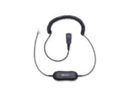 Jabra Coiled Direct Connect Smart Cord For Headsets (JBR8801199) Category: Cords, Wrests and Detanglers