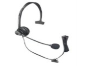 Panasonic Hands-Free Headset with Comfort Fit Headband For The Panasonic KX-TG6641B - KX-TG6642B - KX-TG6643B - KX-TG6644B & KX-TG6645B DECT 6.0 Cordless Phone Anwering System Black