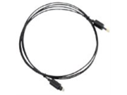 Pyle Home PDOC6  Mini-Toslink to Toslink Optical Digital Audio Cable (6 feet)