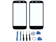 Front Screen glass lens for Motorola Moto G XT1032 XT1036 with free tools (Not include LCD Digitizer) 9SIA10555Z7370