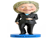 Action Figure - Bobble Head - Hillary Clinton Bobblehead V.2 New Licensed 1126 9SIA8UT4UH4461