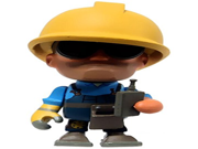 Team Fortress 2 Portable Mercs Mini Figure Blu Engineer 9SIA10555S4111