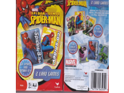 Cardinal Marvel Spider Sense Spiderman 2 Card Games, Go Spidey and Spider 8s 9SIA10555R5915