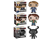 Funko Hannibal POP! TV Vinyl Collectors Set: Hannibal Lecter, Will Graham, Wendigo Action Figure 9SIA10555R4512