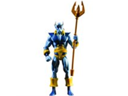 History of the DC Universe: Series 1 Blue Devil Action Figure 9SIA10555S7417