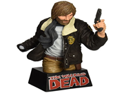 Diamond Select Toys The Walking Dead: Rick Grimes Bust Bank 9SIA10555S4442