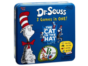 Dr. Seuss 3 Games in One Tin
