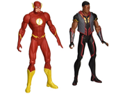 DC Collectibles DC Comics The New 52 The Flash vs. Vibe Action Figure, 2-Pack 9SIA17P5TH0644