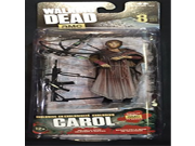McFarlane Toys The Walking Dead TV Series 8 Exclusive Carol Peletier Action Figure 9SIA17P5DE4995