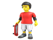 "NECA Simpsons 25th Anniversary - Tony Hawk 5"""" Action Figure Series 2"" 9SIAD245D39025"