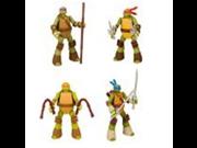 Eenage Mutant Ninja Turtles Action Figure Toys Set of 4 Pcs Gashapon 9SIA10555S6390