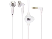 RIM Active Stereo Headset for Blackberry 9300, 9670 and 9780 - Retail Packaging - White