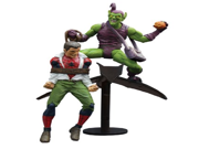 Diamond Select Toys Marvel Select: Classic Green Goblin vs. Spider Man Action Figure 9SIV1976SM1934
