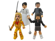 Diamond Select Toys Kill Bill 10th Anniversary Minimates: House of Blue Leaves Box Set 9SIA17P5TH1029