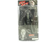 2005 Sin City Series 2 Action Figure - Miho (Black and White) with Two Swords, Sheaths, Bow and Arrows 9SIA10555S4334