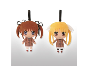 What lottery premium Magical Girl Lyrical most first bullet C Awards warmth in you costume Set of 2 stuffed individually The MOVIE 2nd As (japan import) 9SIA10555R4844