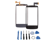Touch Screen Glass Digitizer for HTC Desire 500 506e with free tools (Not include LCD) (Black) 9SIA10555Z7389
