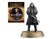 The Hobbit Thorin Oakenshield Figure with Collector Magazine #2 9SIA1055GS1871