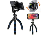 ChargerCity Tripod Kit for Apple iPhone 6s Plus iPhone 6 5s Samsung Galaxy Note 5 4 S6 S5 Edge LG G3 G4 Nexus HTC ONE A9 9SIA10555Z9244