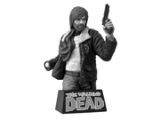 Diamond Select Toys The Walking Dead: Rick Grimes Black and White Bust Bank 9SIA10555S6218