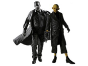 Sin City Series 1 Hartigan & Yellow Bastard Action Figure 2-Pack 9SIA10555S6419