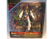 Pirates of the Caribbean: Dead Mans Chest Series 2 Jack Sparrow with Pistol Action Figure 9SIA10555R4984